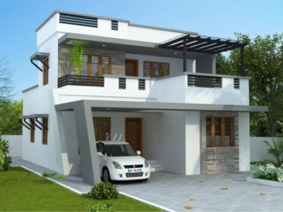 2 & 3 BHK Villas @ Ammancherry, Near Medical Collge Kottayam