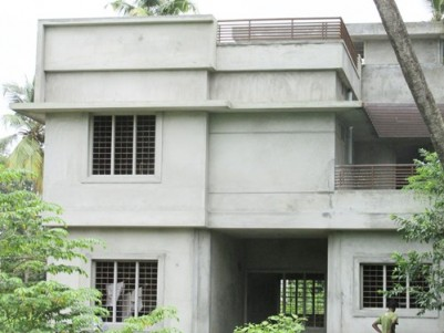 1450 Sq.ft 3 BHK Attached House on 4 Cents of land for sale at Muttar,Kalamassery,Ernakulam.