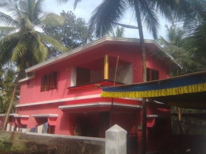 A  Duplex 3 BHK Bungalow on 6 Cents of land for sale at Kadalundi, Kozhikode.