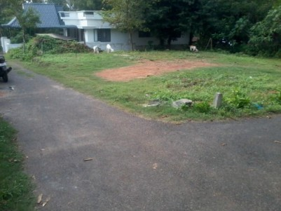 13 Cents of  good Residential plot for sale at Kallettumkara,Thrissur .
