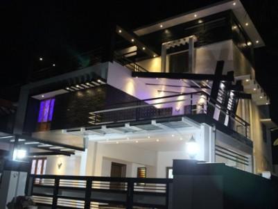 Independent Brand New House For Sale at Ambalamukku , Peroorkada,Thiruvananthapuram.