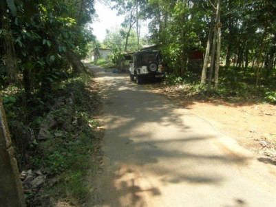 45 Cent Land with Old House for sale at Pampady,Kottayam.