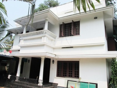 INDEPENDENT POSH HOUSE FOR SALE AT PUTHENPALLY,ERNAKULAM.