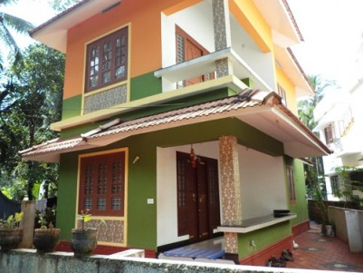 3 BHK New House on 5 Cents of Land for sale at East Hill,Kozhikode.