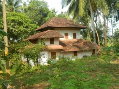Three Storied Pathayapura at Paruthipully,Palakkad