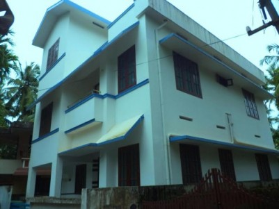 1450 Sqft 3 BHK House on 3 cents of land for sale at East Hill,Kozhikode.