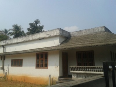 18 Cents of land with a House for sale at Wandoor,Malappuram.