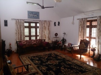 15 Cents of land with 3200 Sqft   House for sale at Vellimadukunnu,Kozhikode.