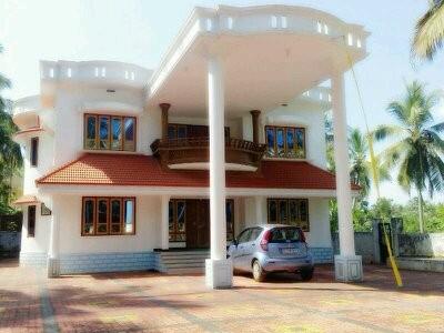 4 BHK House on 18 Cent land for sale at Kasargod  - Kerala Real Estate