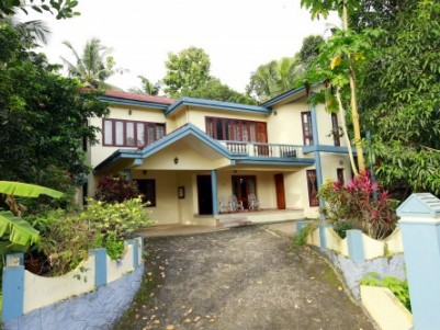 House for Sale at Pathanamthitta Town
