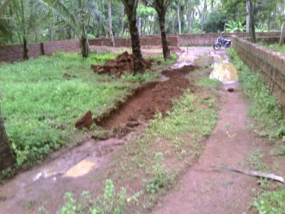 36 cents land kodakkad, kasaragod dist. for sale