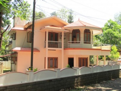 DOUBLE STORIED HOUSE FOR SALE AT PALA, KOTTAYAM.