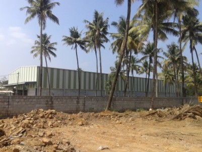 25000 Sqft Modern Warehouse for lease Near Aluva,Ernakulam District.