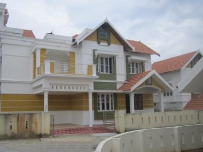 Prestigious Villa in Enikkara, Trivandrum
