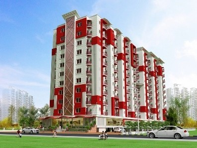 2 BHK  Furnished A/C  Flats in Cochin @ Rs.27.99 Lakhs