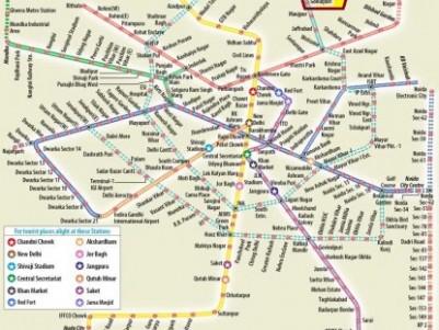 metro gate distance 50meter