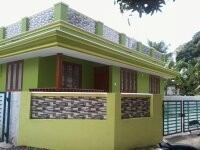 1000 Sq ft 3 BHK beautiful House  for sale at Pookode ,Thrissur