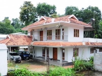 3300 Sq.ft INDEPENDENT HOUSE FOR SALE AT KANJIRAPPALLY, PINNAKKANADU KOTTAYAM