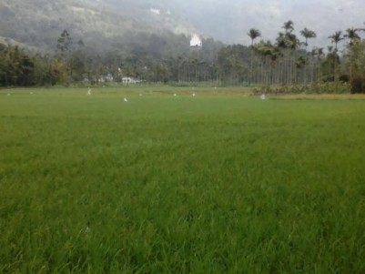 10 Cents of  of land with 3  BHK House for sale at Muttukad,Munnar,Idukki.