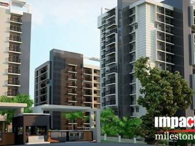 The Impact Milestone - Luxury Apartments for sale 500 mtrs from Technopark, Trivandrum