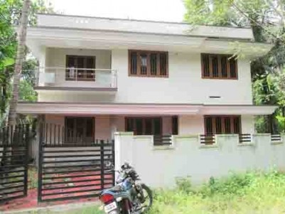 Ready to Occupy Double Storied Villa for sale Near Guruvayur Temple,Thrissur.