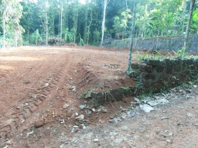 12 Cent House Plot for sale at Ettumanoor,Kottayam.