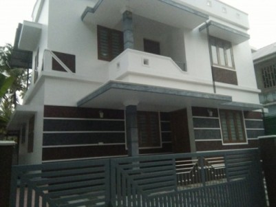 1900 Sq ft House on  5.5 Cents  land for sale at Thripunithara