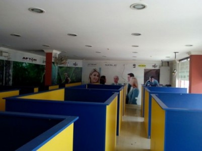 FURNISHED AC OFFICE NEAR KADAVANTHRA METRO STATION