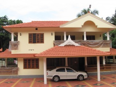 3800 Sqft Double Storied House  for sale at Angadipuram,Malappuram.