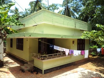 2 BHK House on 6 Cents of land for sale at Moozhikkal,Kozhikode.
