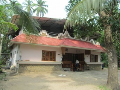 45 Cents of Land with 2 Houses for sale at Vadanappally,Thrissur.