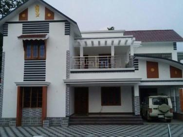 4.7 Acres of land with 3200 Sqft Posh Bangalow for Sale near Thalayolaparambu,Kottayam.