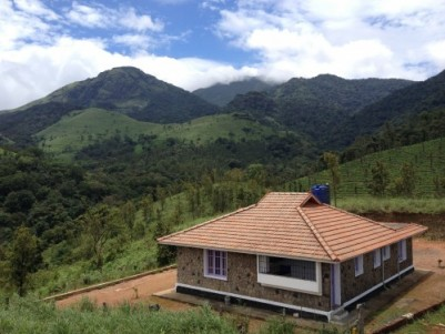 Panoramic Hill top and Hill side plots in Makkiad, Wayanad.