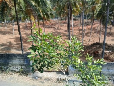 One Acre and Nine Cents of Gated Residential Land for  for Sale at Moongodu, Trivandrum