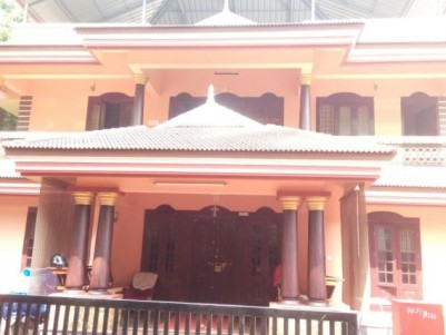 Independent House for sale at Chittilapally,Thrissur