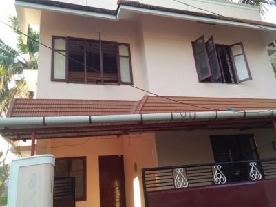 Independent house for rent at Sreekariyam, Trivandrum