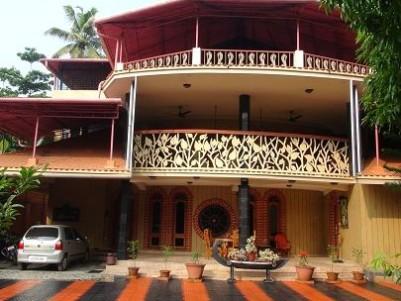 Beautiful House for sale at Thankey, Cherthala, Alappuzha