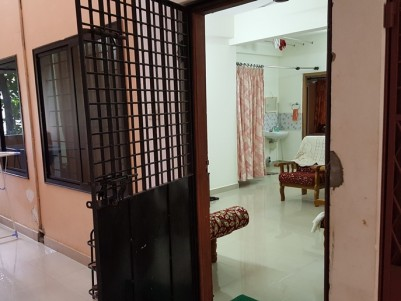 Spacious 2 BHK fully furnished Flat for sale at Guruvayoor,  Chowalloor, Thrissur