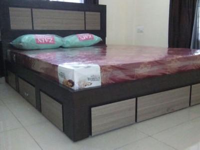 Flat for Rent at  Kozhikode (Near Calicut Medical College, NIT, IIM at Poovattuparamba)
