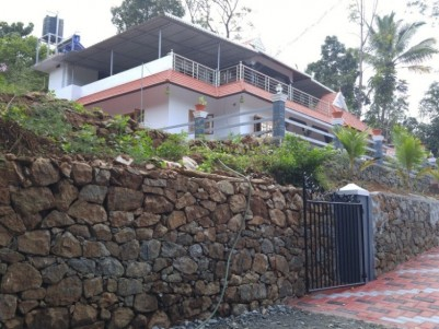 Independent house for sale at Kattappana, Idukki