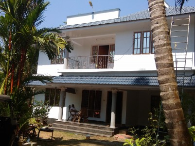 Double storied house for sale at Kochupally, Thiruvalla, Pathanamthitta