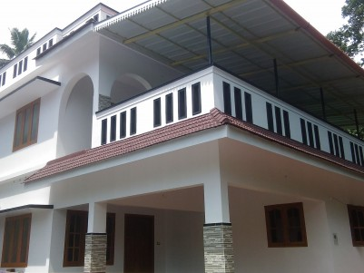 New 4 BHK House for sale at Thiruvalla, Pathanamthitta