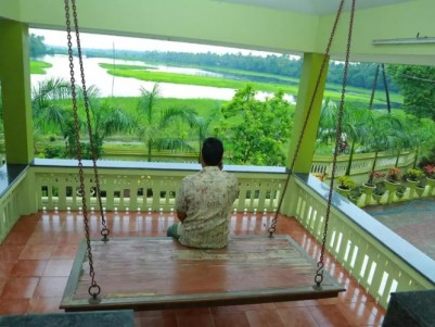 1 Acre 32 Cents Land with House for Sale at Varapuzha, Ernakulam