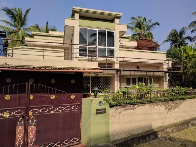 2200 Sq Ft Double storeyed house for sale Near Victoria College, Palakkad