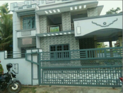 1900 Sq Ft house for sale at Udayamperoor, Thrippunithura, Ernakulam