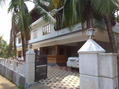 Double Storied House For Sale at Muttom, Thodupuzha, Idukki