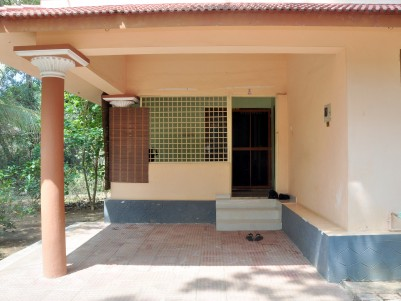 Residential land with Bungalow for sale at Kannanur, Palakkad