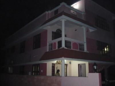 2 BHK house for rent at Aakkulam, Trivandrum
