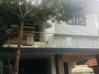 Beautiful house for sale at Olari, Thrissur