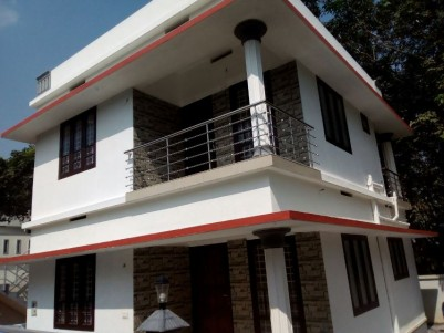 Double storied house for sale at Mulanthuruthy, Ernakulam